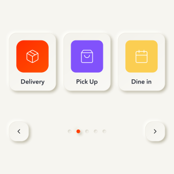 Neeeu - Neumprphic KIT. A UI / UX project by Nodos . - 02.20.2020