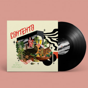 CONTENTO SALSA PUNK. A Art Direction, Br, ing, Identit, Graphic Design, Packaging, Collage, and Creativit project by Mateo Correal - 01.19.2021