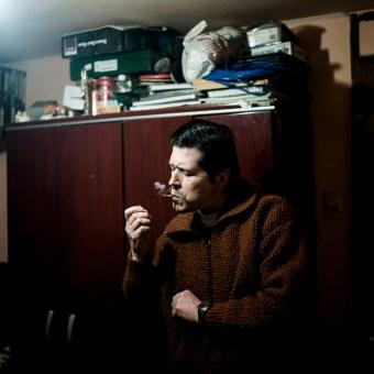 La casa del pelao. Un projet de Photographie documentaire de Diego Figueroa González - 26.02.2021
