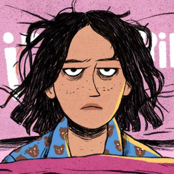 Una vida nueva. Un progetto di Illustrazione, Character Design, Fumetto, Disegno a matita, Disegno , e Disegno digitale di Marta Fernández - 20.01.2021