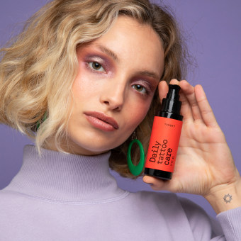 TANSET Cosmetics. Un proyecto de Diseño, Dirección de arte y Packaging de Tatabi Studio - 30.03.2021