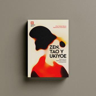 """Diseño del libro """"Zen, tao y ukiyoe"""". Un progetto di Progettazione editoriale di Marco Recuero - 15.04.2021"""