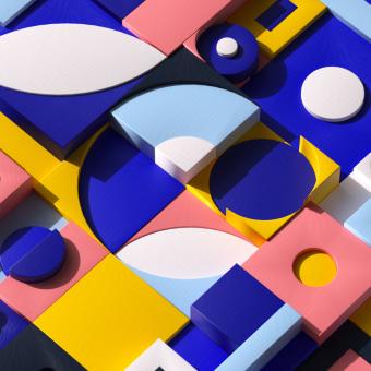 Applied Color for 3D Design and Animation course. Un progetto di Illustrazione, Pubblicità, 3D, Animazione, Design Pattern, Animazione 3D, Modellazione 3D, Progettazione 3D, Correzione del colore, Design per i social network , e Teoria del colore di Dan Zucco - 15.04.2021