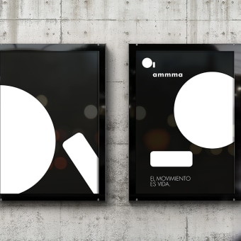 Ammma. A Br, ing, Identit, Graphic Design, Packaging, and Logo Design project by TGA - 04.20.2021