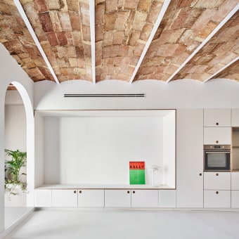 Joan Blanques. Un proyecto de Arquitectura, Arquitectura interior, Diseño de interiores, Decoración de interiores e Interiorismo de Allaround Lab - 03.05.2021