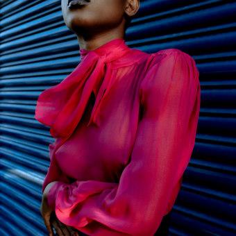 L'officiel Brasil . Um projeto de Fotografia, Moda e Fotografia de moda de Angela Kusen - 05.06.2021