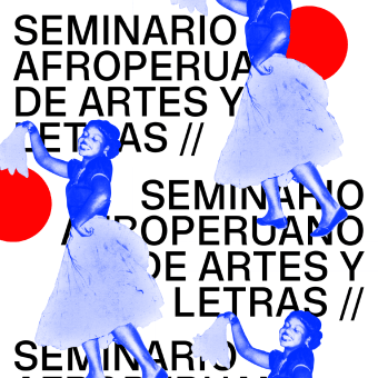 Seminario AFroperuano de Artes y Letras 2017. Um projeto de Design, Ilustração, Direção de arte e Design de cartaz de Alexandro Valcarcel - 11.11.2017