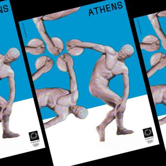 Olimpiadas: Una re-versión. A Design und Plakatdesign project by Alexandro Valcarcel - 20.05.2021
