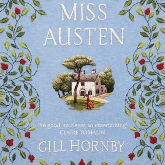 Miss Austen - Book Cover Design. Um projeto de Design, Ilustração e Bordado de Chloe Giordano - 18.06.2021