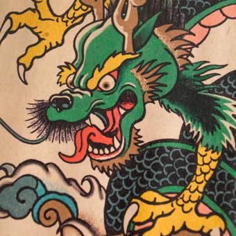 Forbes, #86. Um projeto de Ilustração, Direção de arte, Desenho de tatuagens e Ilustração editorial de Ink Bad Company - 12.07.2021