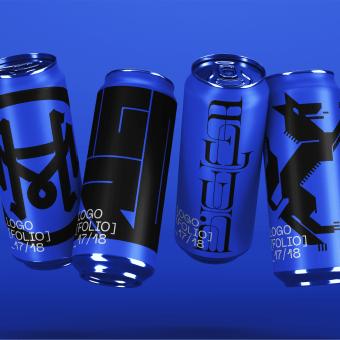 Logofolio 2017—2018. A Design, Br, ing und Identität, Grafikdesign und Logodesign project by Esteban Ibarra - 30.12.2018