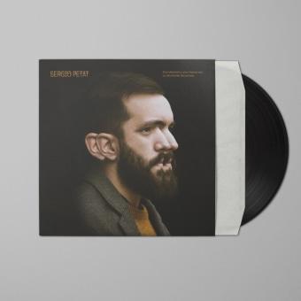 Sergio Petat · Dos visiones y una misma voz. A Design, Musik und Audio, Kunstleitung und Grafikdesign project by Gabriel Sencillo - 22.07.2021