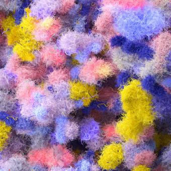 #4628 — MATERIAL EXPLORATION. A Design, Motion Graphics, 3D, and 3D Animation project by Schwenk Vincent - 07.23.2021