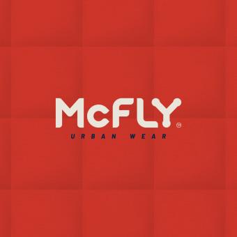 Mcfly. A Br, ing und Identität, Grafikdesign und Logodesign project by Artídoto Estudio - 16.08.2021