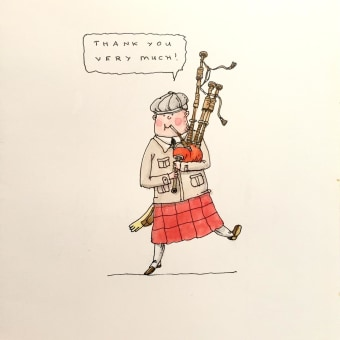 My project in The Art of Sketching: Transform Your Doodles into Art course by Mattias Adolfsson @mattiasadolfsson . A Illustration, Bleistiftzeichnung, Zeichnung und Sketchbook project by Dimah Jarroff - 31.07.2021