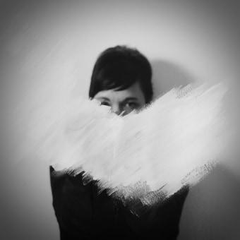 Mi Proyecto del curso: Fotografía híbrida para la experimentación creativa. A Fotografie, Fotoretuschierung, Artistische Fotografie, Analogfotografie und Fotografisches Selbstporträt project by Gabby Villalba - 23.08.2021
