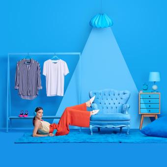 Inmobiliaria Proyección. A Werbung, Fotografie, Kunstleitung und Bühnendekoration project by Estudio Cielo - 24.08.2021