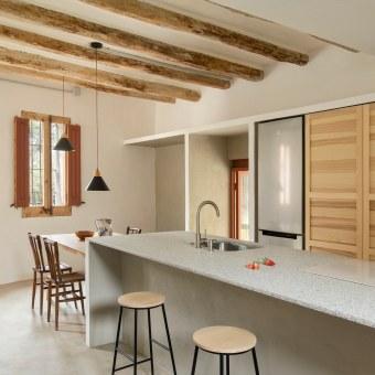 MASÍA. A Architektur und Innendesign project by Ana García - 06.09.2021