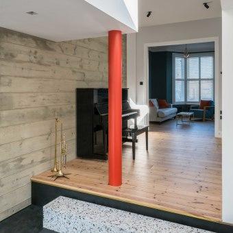 Bladerunner House. A Architektur, Innenarchitektur und Innendesign project by Bradley Van Der Straeten - 31.05.2020