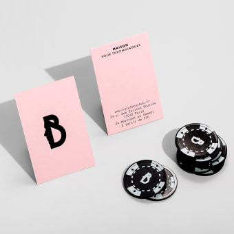 Hôtel Bourbon. A Illustration, Br, ing und Identität und Grafikdesign project by fakepaper - 20.09.2021
