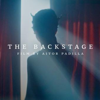 Alina Sokulska - The Backstage. A Film, Video, and TV project by Aitor Padilla - 09.07.2021