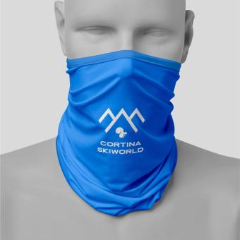 Cortina Skiworld brand identity. A Br und ing und Identität project by Max Bosio - 21.09.2021
