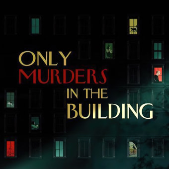Only Murders in the building. A Motion Graphics project by Laura Pérez - 06.09.2021