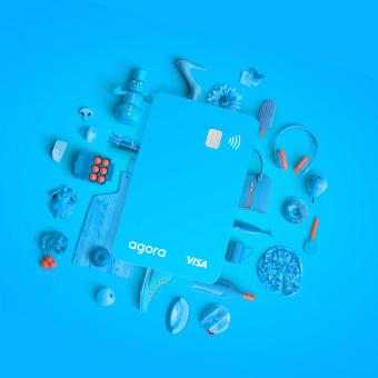 Agora. A UI / UX, Br, ing und Identität, Verpackung, Webdesign und Digitales Design project by Lucas Nikitczuk - 04.02.2020