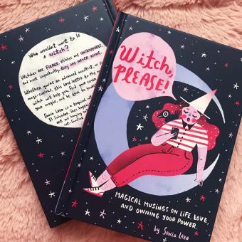 Witch, Please! - Editorial Illustration. Un proyecto de Ilustración, Dirección de arte e Ilustración editorial de So Lazo - 15.08.2019