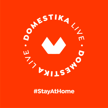Learn with the Domestika Live series while you #StayAtHome