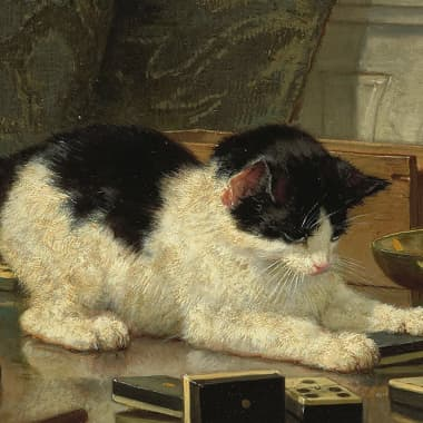 10 Artists Who Were Inspired By Their Cats