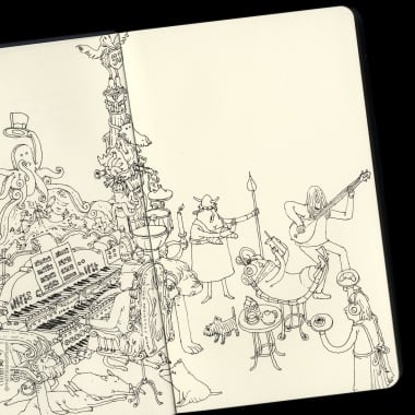 Share Your Sketchbook with the Community