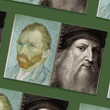 Sketchbook: 5 Great Masters Who Sketched