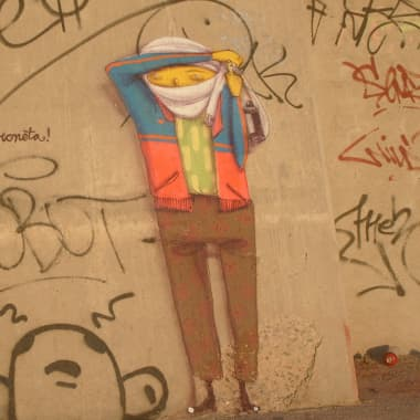 BCN Rise & Fall: The Street Art of Barcelona