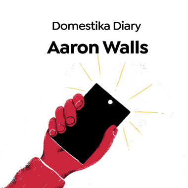 Diarios Domestika: Aaron Walls