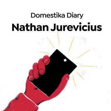 Diarios Domestika: Nathan Jurevicius