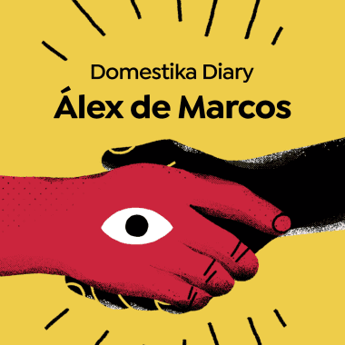 Diarios Domestika: Álex de Marcos