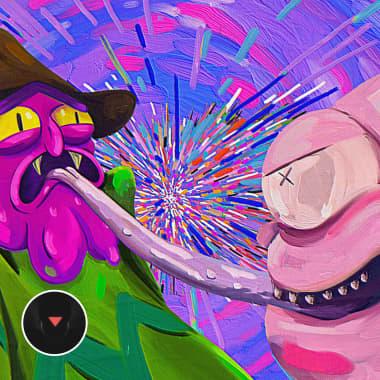 Rick and Morty: Dreams, por Numecaniq