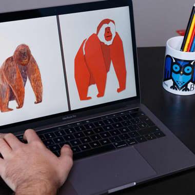 Tutorial Illustrator: cómo crear un arte final paso a paso