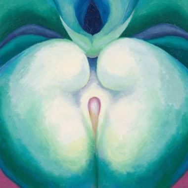 Enjoy Over a Thousand Works by Georgia O'Keeffe