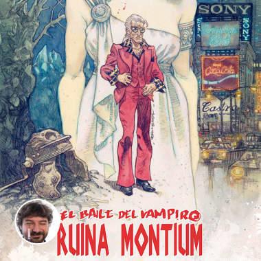 El baile del vampiro - Ruina Montium, el último proyecto de Sergio Bleda