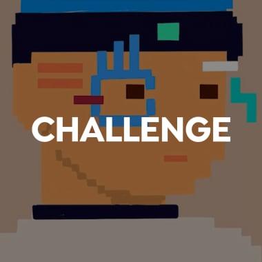 Challenge: Pixel Art en Procreate