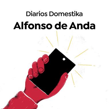 Diarios Domestika: Alfonso de Anda
