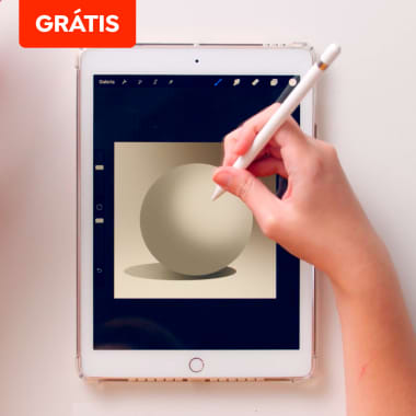 5 aulas gratuitas de Procreate para melhorar suas ilustrações