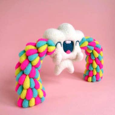 Projetos de Toy Art da comunidade Domestika