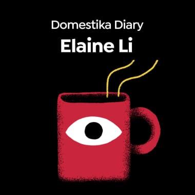 Diarios Domestika: Elaine Li