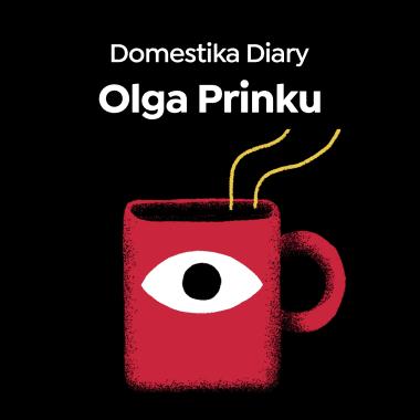 Diarios Domestika: Olga Prinku