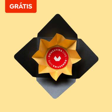 Download grátis: modelo para fazer envelopes de origami com Cartoncita