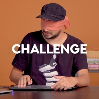 Challenge: 3 formas divertidas de desarrollar tu creatividad