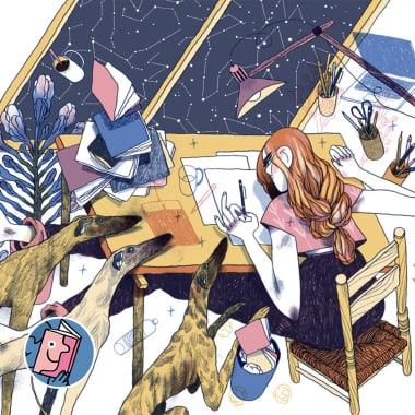 10 ilustradores para descubrir en 2021 según Puño